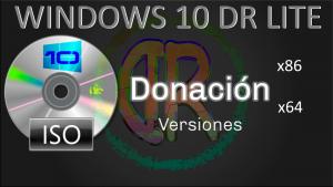 Versiones Donación (D)
